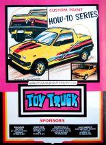 Toy Truck advert